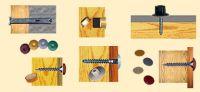 Мебельный крепеж