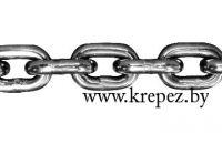 Сварная цепь короткозвенная